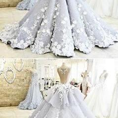 Pretty Quinceanera Dress, Ball Gown..