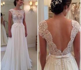 Sexy open back lace ..