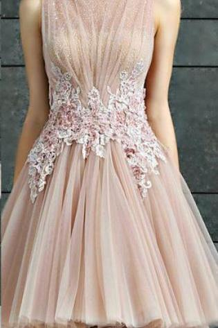 Pretty Homecoming Dress,Tulle Homecoming Dresses,Short Homecoming Dress,Pink Homecoming Dresses, Short Prom Dresses,Cute Cocktail Dresses