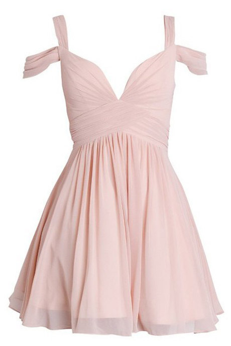 Elegant Bridesmaid Dresses,Pink Homecoming Dresses,Chiffon Bridesmaid Dresses,Short Bridesmaid Dresses,Chiffon Prom Dress,Simple Homecoming Dresses