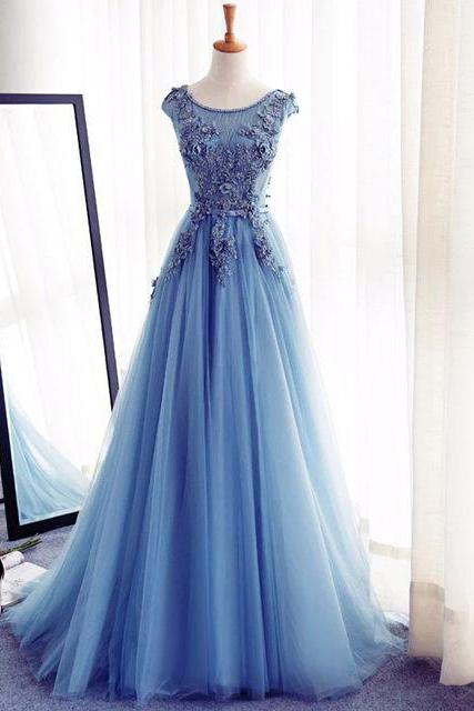 A-Line Prom Dresses,Flowers Prom Dresses,Long Prom Dresses, Formal Evening Dress, Charming Prom Gowns, Formal Women Dress,Prom Dress