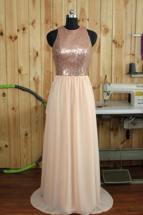 Long Prom Dress,Sexy Evening Dress,A Line Prom Dress,Long Evening Dress,Charming Prom Dress,Sequin Bridesmaid Dress,Prom Dress