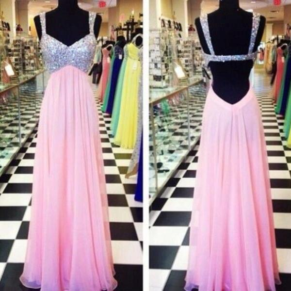 Two Pieces Prom Dresses Ball Gown High Neck With ...